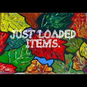 Items just loaded